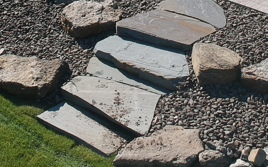 Natural Stone Landscaping Ideas For Your This Spring