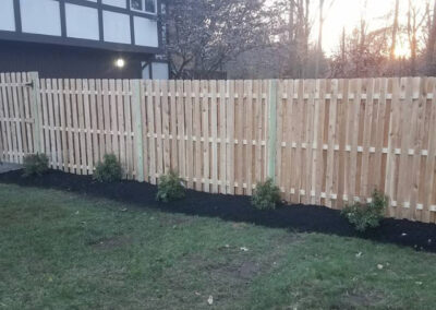 Beautiful Home Fencing Rockland NY