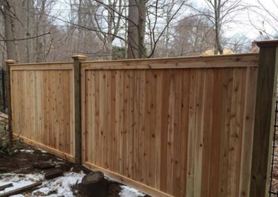 Custom Fences Installation Rockland NY