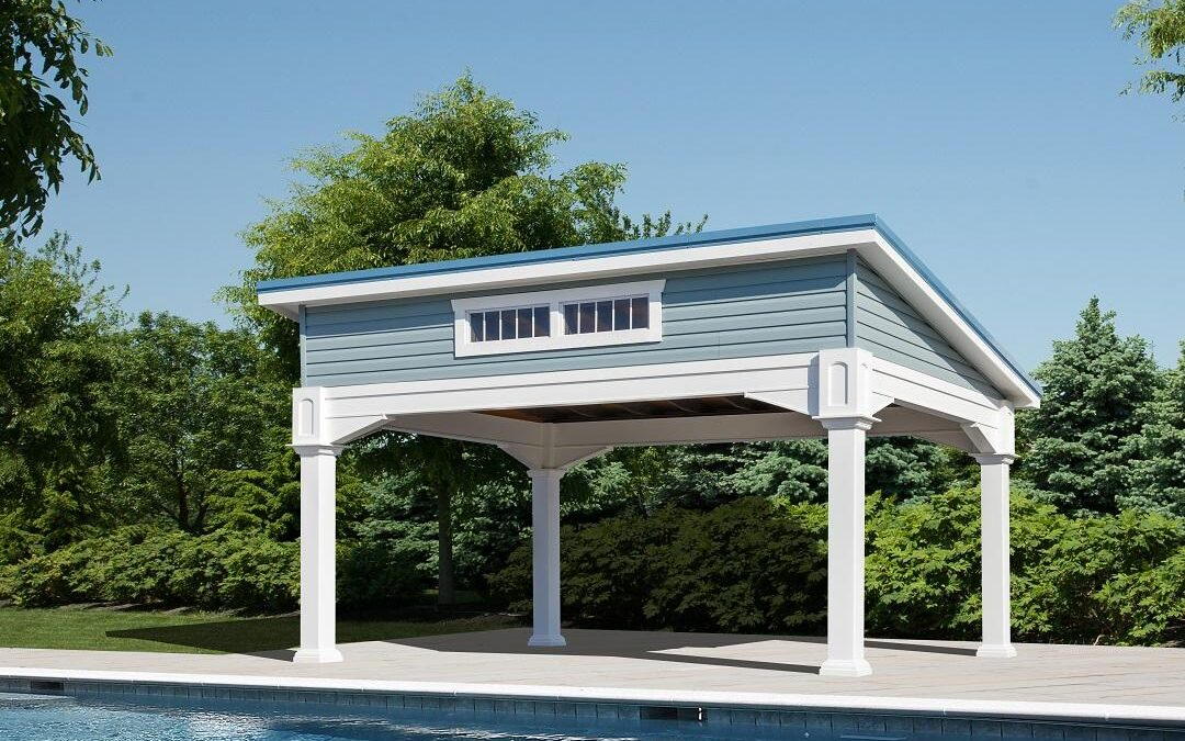 Pavilions, Gazebos and Other Custom Outdoor Structures