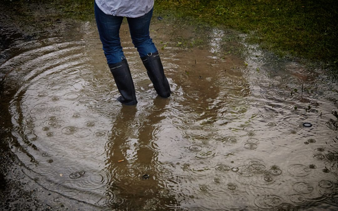 A failing sewer leads to flooding and requires Sewer System Repairs
